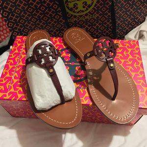 bae99d60d844 Women s Tory Burch Mini Miller Flat on Poshmark